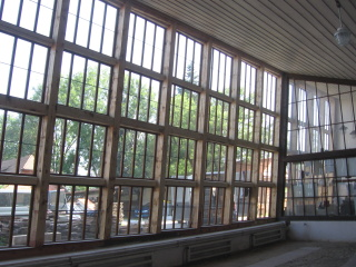 Špaletová okna, dřevěná okna, eurookna