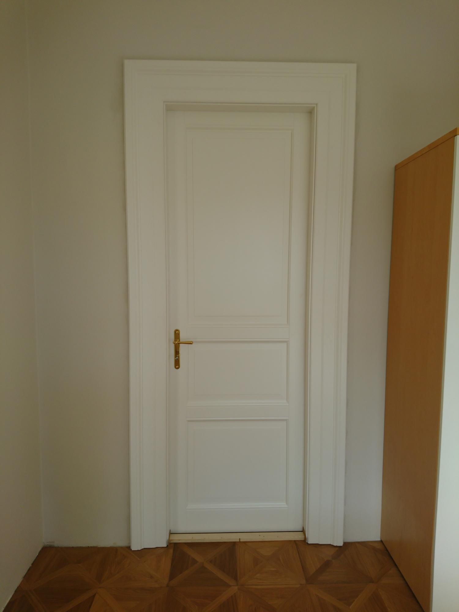 d3f1ea5b2 Dřevěné interiérové dveře - Truhlářství Halamka